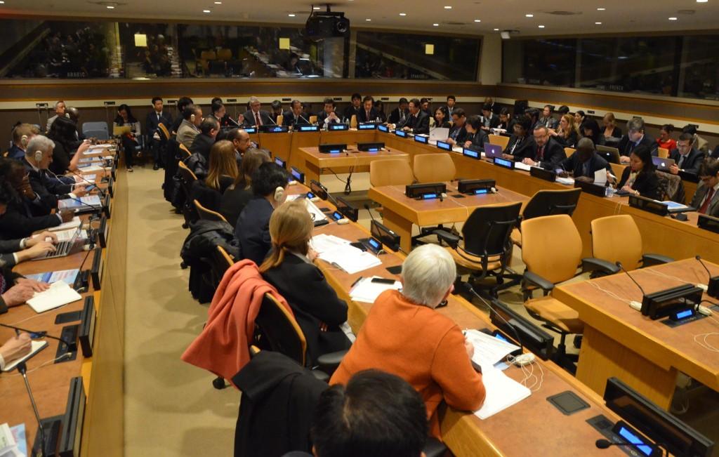 国連本部津波関心国会合2